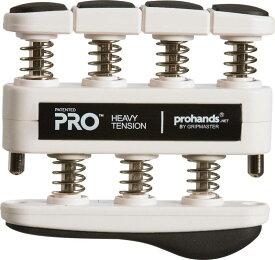 Prohands PM-15002 ヘビー/BLACK 握力強化 ハンドエクササイザー PRO グリップマスター【メール便発送・全国送料無料・代金引換不可】【smtb-TK】【ポイント2倍】
