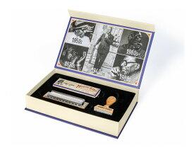HOHNER Sonny Terry Heritage Edition 10ホールハーモニカ ブルースハープ【送料無料】【smtb-TK】