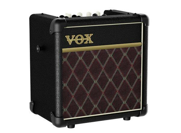 【ポイント6倍】【限定VOXピック2枚付】【送料無料】ヴォックス VOX MINI5 Rhythm/CL【smtb-TK】