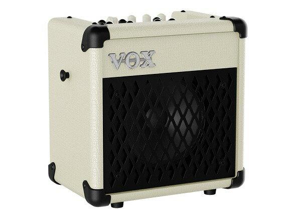 【ポイント6倍】【限定VOXピック2枚付】【送料無料】ヴォックス VOX MINI5 Rhythm/IV【smtb-TK】