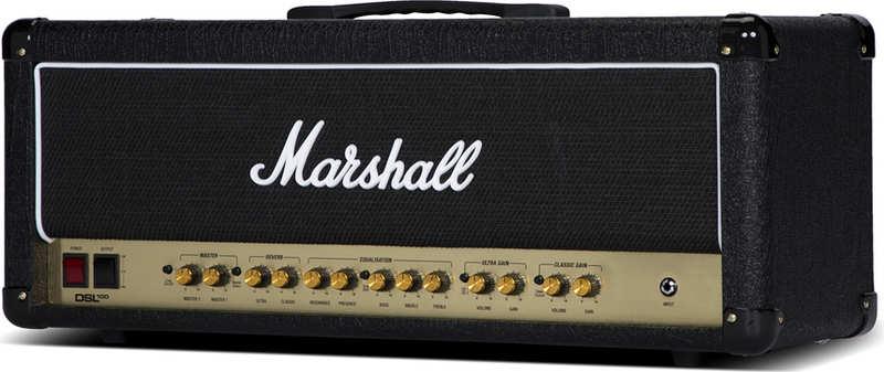 【限定Marshallピック2枚付】Marshall DSL100H マーシャル アンプヘッド 【送料無料】【正規輸入品】【smtb-TK】【ポイント10倍】
