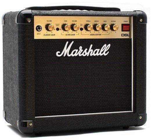 【在庫あり】【限定Marshallピック2枚付】【送料無料】マーシャル Marshall DSL1C コンボアンプ 【正規輸入品】【smtb-TK】
