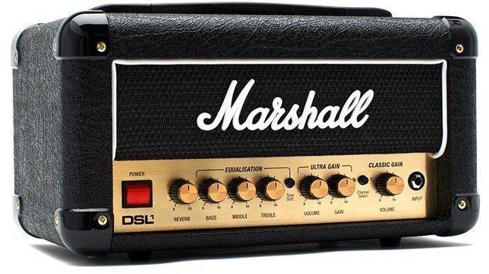 【限定Marshallピック2枚付】【送料無料】マーシャル Marshall DSL1H アンプヘッド 【正規輸入品】【smtb-TK】