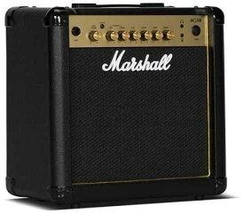 【限定Marshallピック2枚付】マーシャル Marshall MG15R Gold 15Wのコンパクトアンプ【正規輸入品】【smtb-TK】【ポイント15倍】【送料無料】