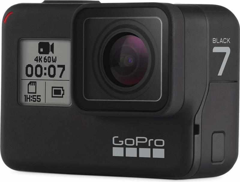 【送料無料】GoPro CHDHX-701-FW HERO7 Black ウェアラブル・カメラ【smtb-TK】