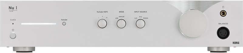 【送料無料】コルグ KORG NU-1 1BIT USB-DAC/ADC + PREAMP DSD11.2MHz録音 MCカートリッジ対応フォノ・アンプ搭載 Nu I Nu-I【smtb-TK】【代金引換不可】