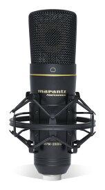 Marantz Professional MPM2000U DAWレコーディング/スマホアプリ用USBコンデンサーマイクロホン【送料無料】【smtb-TK】【ポイント2倍】