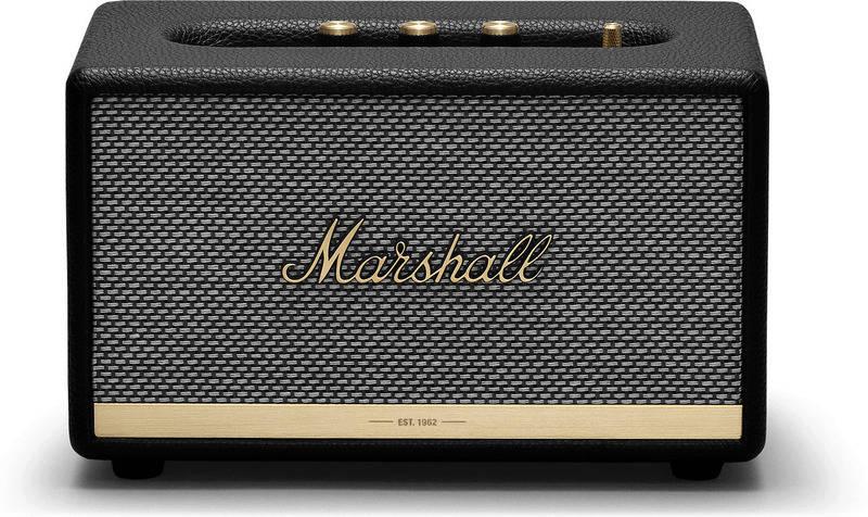 Marshall ZMS-1001900 Acton II Bluetooth Black Bluetooth5.0 搭載 コンパクト オーディオ スピーカー【国内正規品】【送料無料】【smtb-TK】【ポイント2倍】