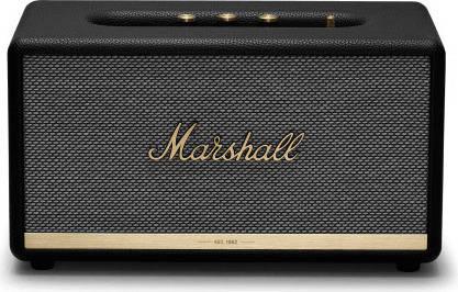 Marshall ZMS-1001902 Stanmore II Bluetooth Black Bluetooth5.0 搭載 コンパクト オーディオ スピーカー【国内正規品】【送料無料】【smtb-TK】【ポイント2倍】