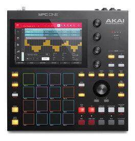Akai Professional MPC One スタンドアローン ミュージック・プロダクション・センター【送料無料】【smtb-TK】【ポイント5倍】