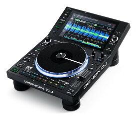 Denon DJ SC6000M PRIME / 8.5インチ・モータライズド・プラッター 10.1インチ・タッチスクリーン搭載 プロフェッショナル・DJメディアプレーヤー【送料無料】【smtb-TK】