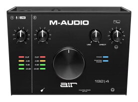 M-Audio AIR 192 | 4 オーディオ・インターフェース【ポイント3倍】【送料無料】【smtb-TK】