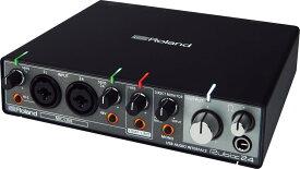 【送料無料】ローランド Roland Rubix24 USBオーディオ・インターフェース 2in/4out、最大24bit/192kHz対応【smtb-TK】【ポイント10倍】
