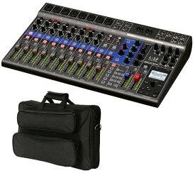 【送料無料】ズーム ZOOM LiveTrak L-12(汎用ギグケース/EFS40付) ライブ演奏のミックスとレコーディングに【smtb-TK】【ポイント5倍】