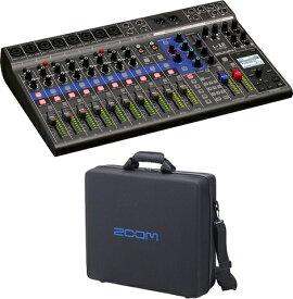 ズーム ZOOM LiveTrak L-12(純正キャリングバッグ/CBL-20付) ライブ演奏のミックスとレコーディングに【送料無料】【smtb-TK】