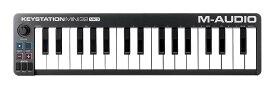 M-Audio Keystation mini32 MK3 USB/MIDI キーボード コントローラー【送料無料】【smtb-TK】