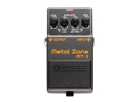 【ポイント10倍】【送料無料】ボス BOSS MT-2/Metal Zone【smtb-TK】