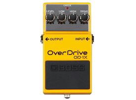 【ポイント10倍】【送料無料】ボス BOSS OD-1X/Overdrive 最先端のオーバードライブ【smtb-TK】