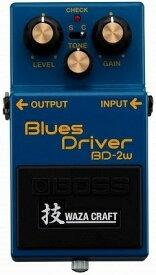 BOSS BD-2W(J) 【ポイント10倍】ボス Blues Driver 技 WAZA CRAFT 日本製【送料無料】【smtb-TK】