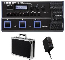 【ポイント2倍】【送料無料】ボス BOSS GT-1+PSA-100S2+KC EC45BK(純正AC+ケース) 軽くてコンパクトなボディに凝縮したGT-100?【smtb-TK】