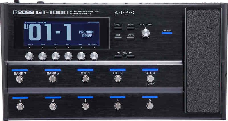 BOSS GT-1000 次世代のフロア型ギター・アンプ/エフェクト・ユニット【smtb-TK】【ポイント8倍】【送料無料】ボス