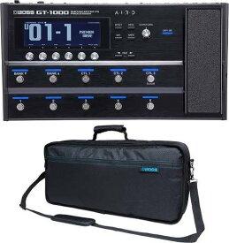【送料無料】ボス BOSS GT-1000(純正キャリングバッグ/CB-ME80付) 次世代のフロア型ギター・アンプ/エフェクト・ユニット【smtb-TK】