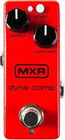 【ポイント2倍】【送料無料】MXR M291 Dyna Comp Mini Compressor コンプレッサー【国内正規品】【smtb-TK】