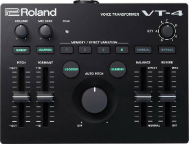 Roland AIRA VT-4 VOICE TRANSFORMER ローランド ボイス・トランスフォーマー【smtb-TK】【送料無料】【在庫あり】