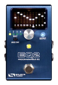 SOURCE AUDIO SA270 EQ2 Programmable Equalizer イコライザー【ポイント2倍】【送料無料】【smtb-TK】