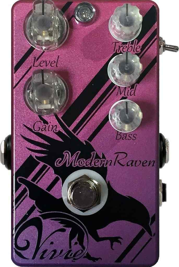 【ポイント2倍】【送料無料】Vivie Modern Raven ハイ・ゲイン・ディストーション【smtb-TK】