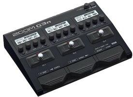 【限定ZOOMピック2枚付】【送料無料】ズーム ZOOM G3n ギター用マルチエフェクツ・プロセッサー/計80アンプ/エフェクトモデル内蔵/ACアダプター付属【smtb-TK】【ポイント5倍】
