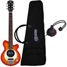 【送料無料】ピグノーズ Pignose PGG-200 CS+ヘッドホン アンプ内蔵ギター【smtb-TK】【ポイント2倍】