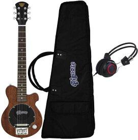 【ポイント2倍】【送料無料】Pignose PGG-200MH アンプ内蔵ギター /ヘッドホン付【smtb-TK】