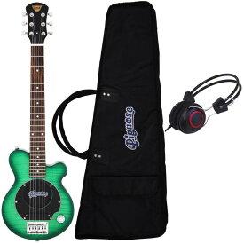 【ポイント2倍】【送料無料】ピグノーズ Pignose PGG-200/FM SGR+ヘッドホン アンプ内蔵ギター【smtb-TK】