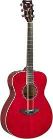 【送料無料】ヤマハ YAMAHA FS-TA RR ギターの生音にエフェクト トランスアコースティックギター ルビーレッド (ソフトケース付)【代金引換不可】【smtb-TK】【ポイント5倍】