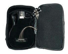 Journey Instruments OB660 トラベル・ベース カーボンファイバー ブラック グロスフィニッシュ ネック取り外し コンパクトに収納可能なトラベルギター ピックアップ搭載【送料無料】【smtb-TK】