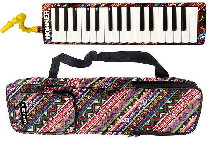 【ポイント2倍】【送料無料】ホーナーメロディカ HOHNER Melodica Airboard 32 鍵盤ハーモニカ【smtb-TK】