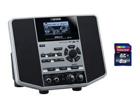 【ポイント10倍】【送料無料】ボス BOSS eBand JS-10 (SDHCカード8GB付) ギタリストのためのオーディオ・プレーヤー【smtb-TK】