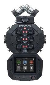 ZOOM H8 アプリベースの多目的ハンディレコーダー【送料無料】【smtb-TK】【ポイント7倍】