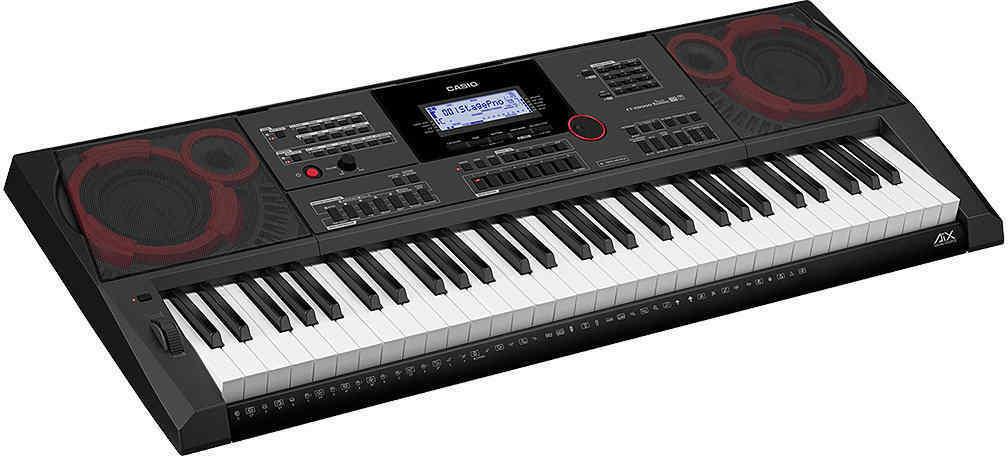 【送料無料】カシオ CASIO CT-X5000 15W+15Wの大出力アンプAiX音源搭載キーボード【smtb-TK】