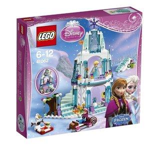 レゴ ディズニー・プリンセス 41062 エルサのアイスキャッスル アナ雪 レゴブロック LEGO 女の子 プレゼント クリスマス プレゼント 誕生日 プレゼント