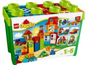レゴ デュプロ みどりのコンテナスーパーデラックス 10580 LEGO ブロック 女の子プレゼント 男の子プレゼント 誕生日プレゼント