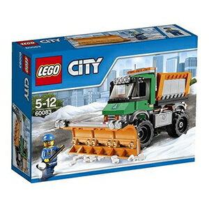 レゴ シティ 60083 除雪車 レゴブロック 女の子プレゼント 男の子プレゼント 誕生日プレゼント LEGO