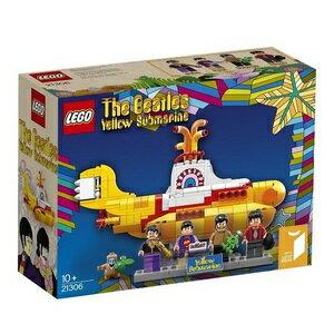 レゴアイデア イエローサブマリン 21306 レゴブロック 女の子プレゼント 男の子プレゼント 誕生日プレゼント LEGOブロック