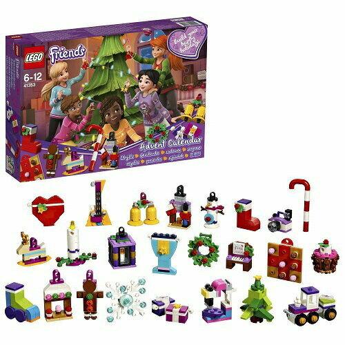 レゴ フレンズ 2018 アドベントカレンダー 41353 レゴブロック LEGO 女の子 プレゼント 男の子 プレゼント 誕生日 プレゼント クリスマス プレゼント