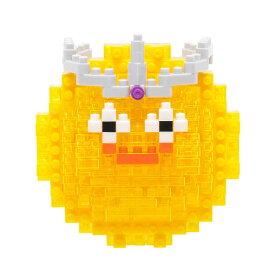 ドラゴンクエスト ナノブロック ゴールデンスライム nanoblock ブロックおもちゃ 女の子プレゼント 男の子プレゼント 誕生日プレゼント スクウェア・エニックス