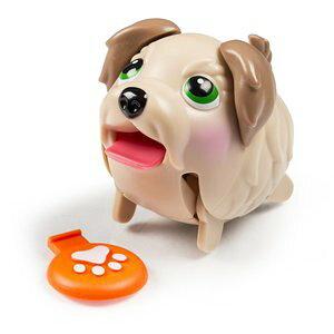 チャビーパピーズ スパニエル ぽてぽて よちよち トコトコ 走る 犬 ペット コミュニケーショントイ 女の子プレゼント 誕生日プレゼント メガハウス