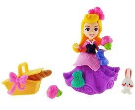 ディズニー プリンセス リトルキングダム オーロラ姫のピクニック プリンセスドール 人形 女の子 プレゼント 誕生日 プレゼント タカラトミー