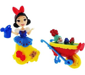 ディズニー プリンセス リトルキングダム 白雪姫のガーデニング プリンセスドール 人形 女の子 プレゼント 誕生日 プレゼント タカラトミー