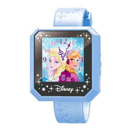 ディズニーキャラクター マジカルウォッチ Magical Watch ブルー タッチパネル ウェラブル 女の子プレゼント 誕生日プレゼント セガトイズ